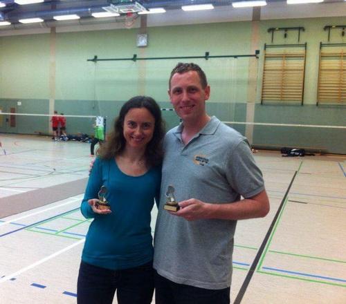 Alexandra Soska und Martin Hoeck