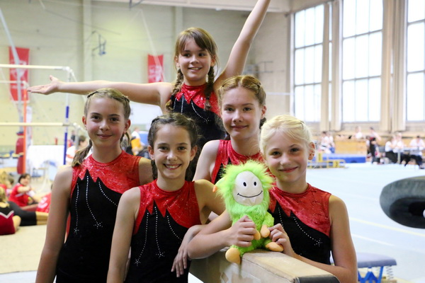 1 Mannschaftsfoto LMS Kinder Foto v Sylvia Ehlers