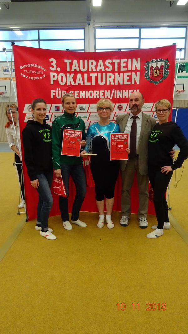 1 Verein Die Eberswalder Delegation zum 3. Taurastein Pokalturnen 33