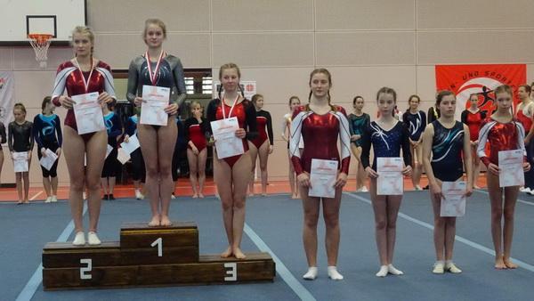 3 5. Platz für Maria Lara Spann Jgd. LK4