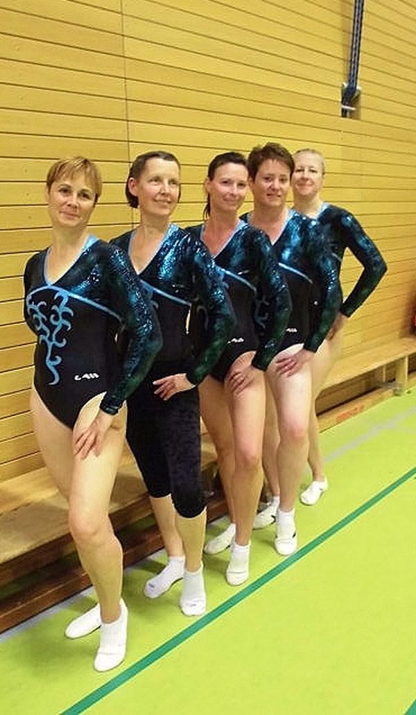 3 Verein MTB Team Frauen 40