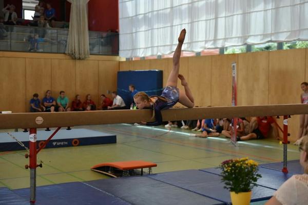 5 Dreifache Silbermedaillengewinnerin Mila Heenemann