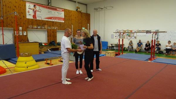 Der Verein bedankt sich Andrea Szögedi Maja Rothe Henri Durke
