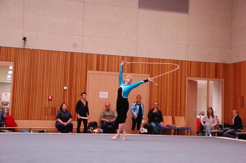 Tini Trautmann mit Seil 19